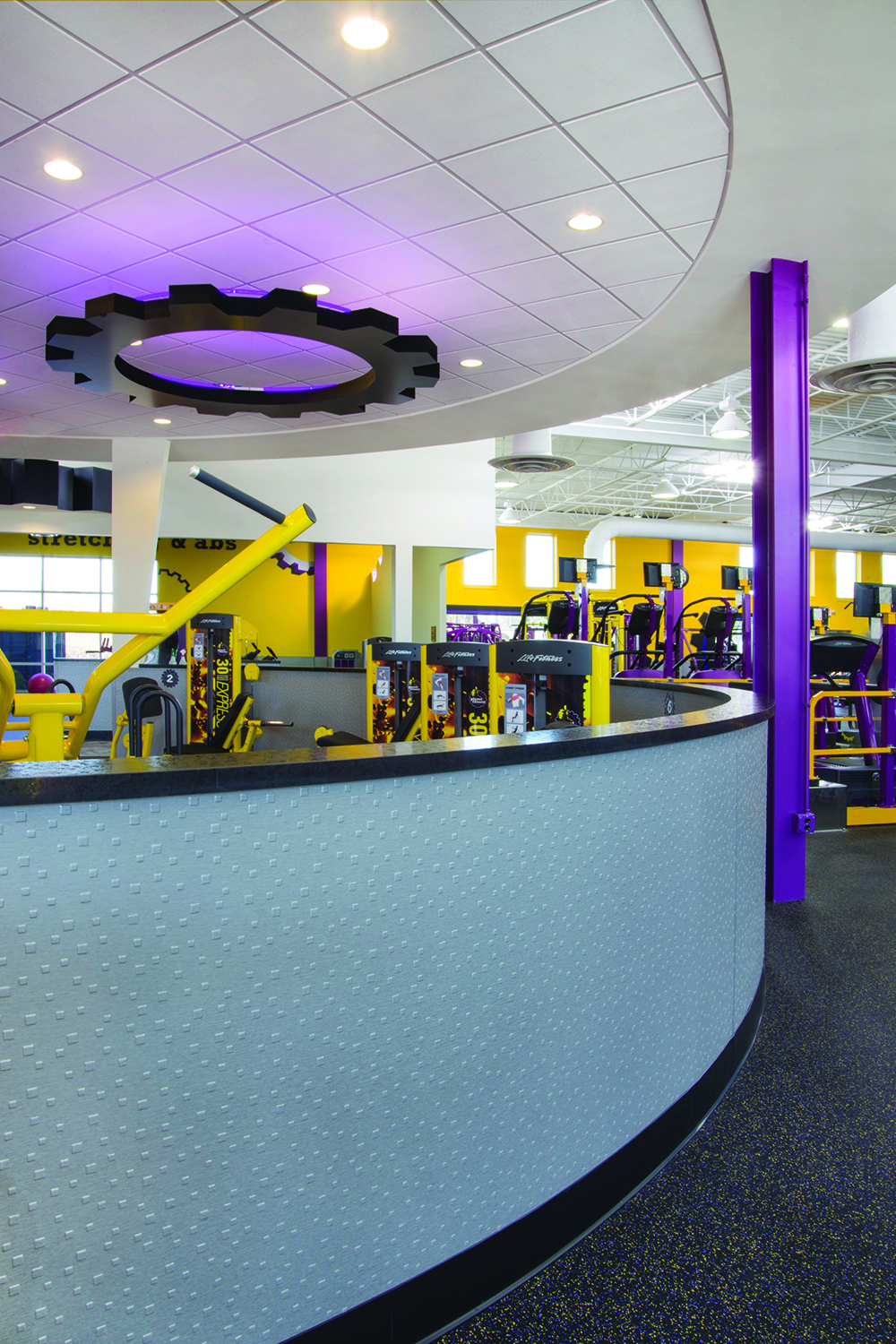 27 – Planet Fitness